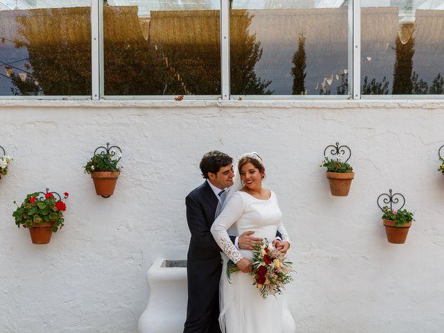 La boda de Curro y Cristina en Granada, Granada 64