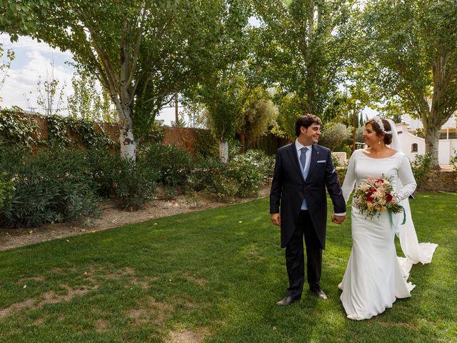 La boda de Curro y Cristina en Granada, Granada 65