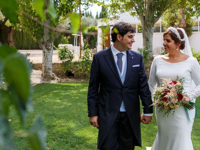 La boda de Curro y Cristina en Granada, Granada 66