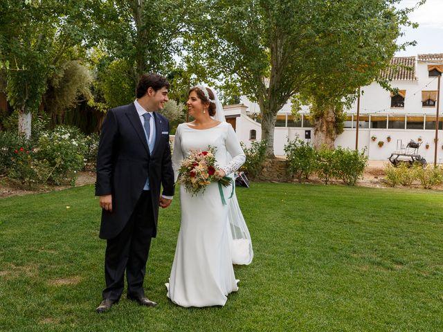 La boda de Curro y Cristina en Granada, Granada 67