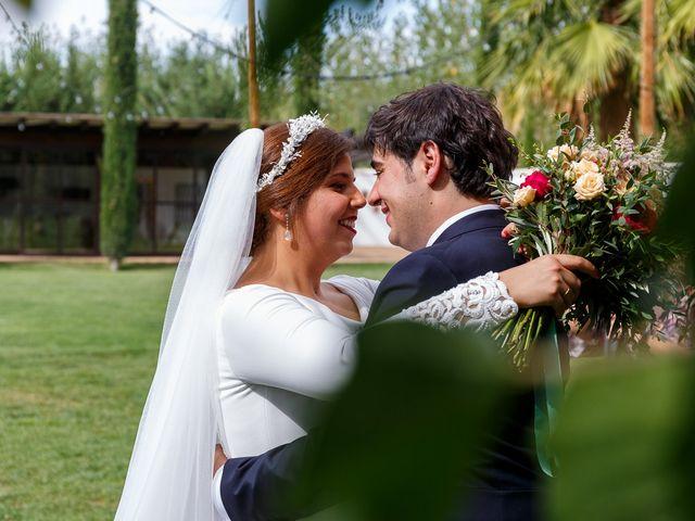 La boda de Curro y Cristina en Granada, Granada 68