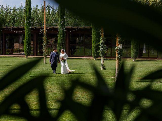 La boda de Curro y Cristina en Granada, Granada 69