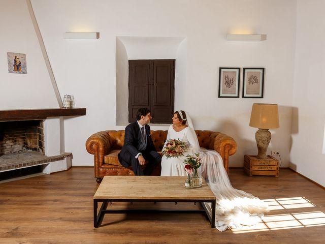 La boda de Curro y Cristina en Granada, Granada 74