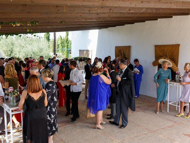 La boda de Curro y Cristina en Granada, Granada 77