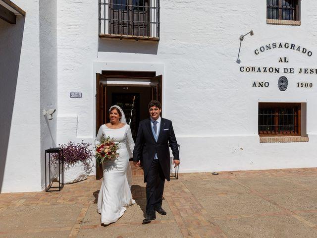 La boda de Curro y Cristina en Granada, Granada 79