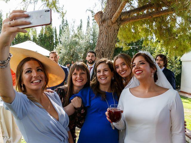 La boda de Curro y Cristina en Granada, Granada 80