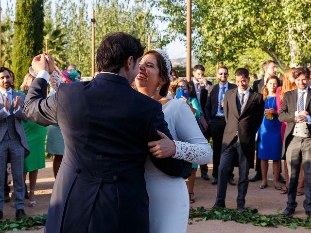 La boda de Curro y Cristina en Granada, Granada 81