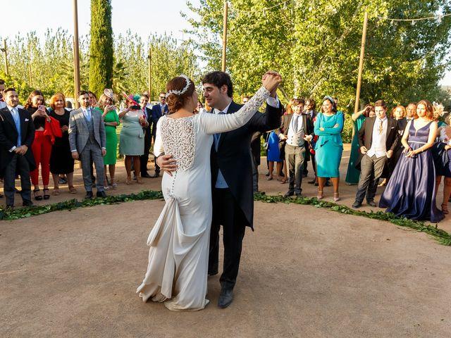 La boda de Curro y Cristina en Granada, Granada 82