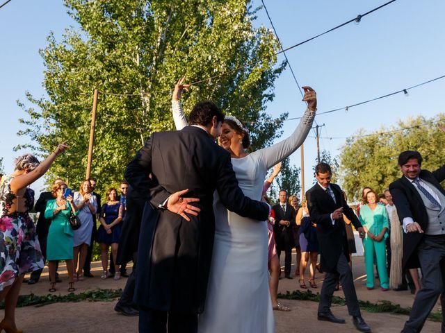 La boda de Curro y Cristina en Granada, Granada 86