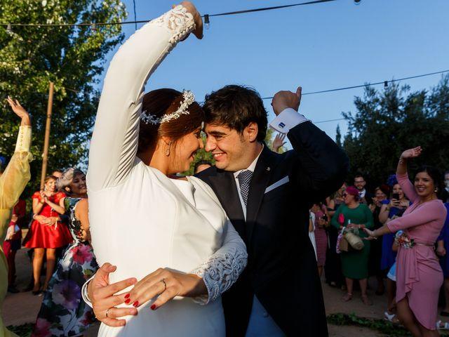 La boda de Curro y Cristina en Granada, Granada 87