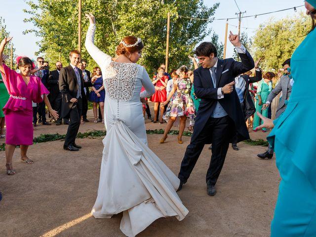 La boda de Curro y Cristina en Granada, Granada 88
