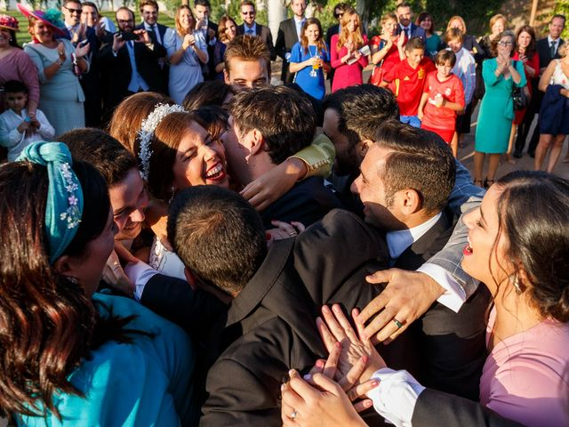 La boda de Curro y Cristina en Granada, Granada 89