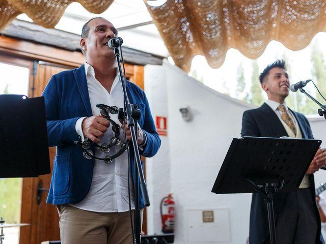 La boda de Curro y Cristina en Granada, Granada 92