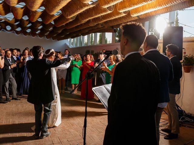 La boda de Curro y Cristina en Granada, Granada 96