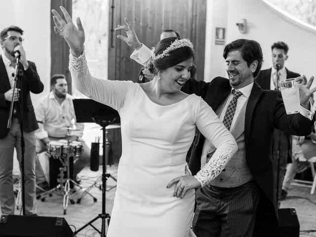 La boda de Curro y Cristina en Granada, Granada 97