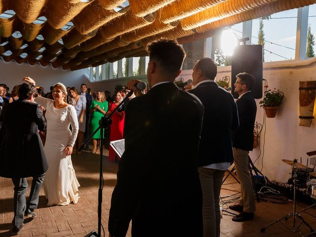 La boda de Curro y Cristina en Granada, Granada 98
