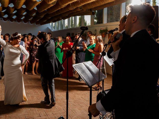 La boda de Curro y Cristina en Granada, Granada 99