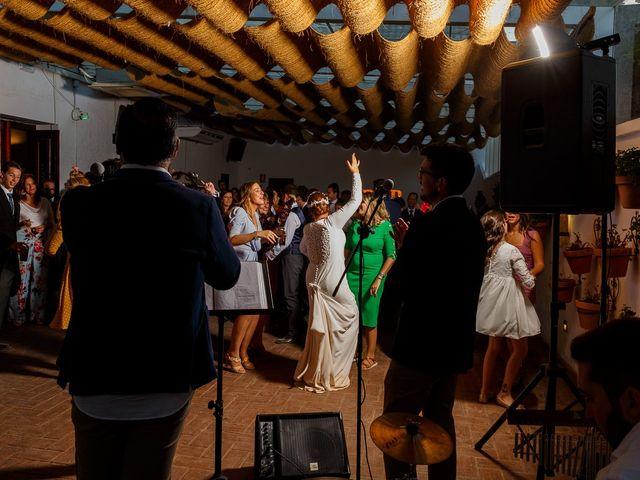 La boda de Curro y Cristina en Granada, Granada 100