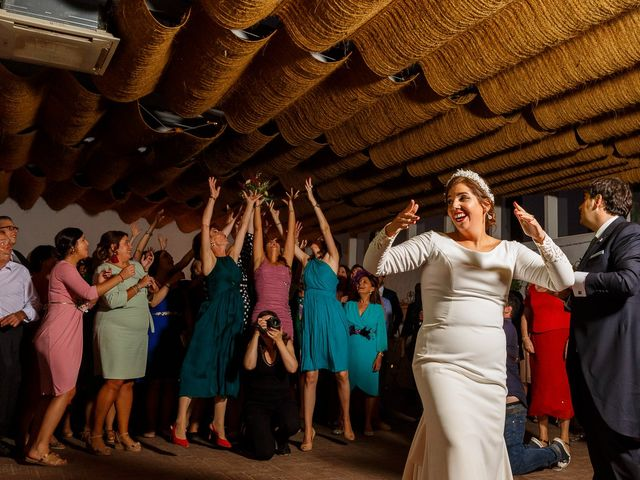 La boda de Curro y Cristina en Granada, Granada 105