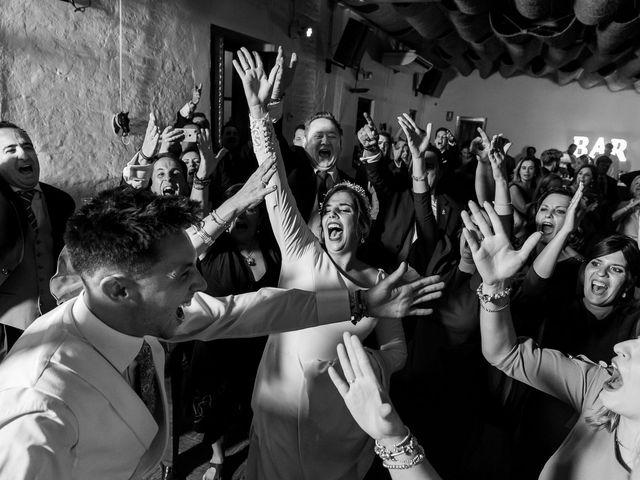 La boda de Curro y Cristina en Granada, Granada 109