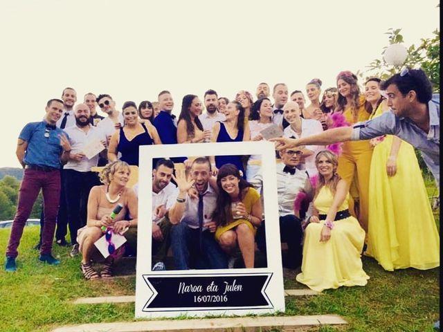 La boda de Julen y Naroa  en Hondarribia, Guipúzcoa 2