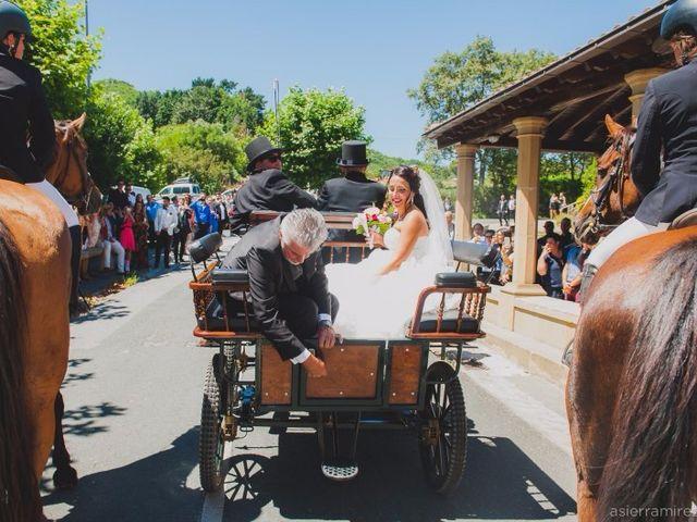 La boda de Julen y Naroa  en Hondarribia, Guipúzcoa 10