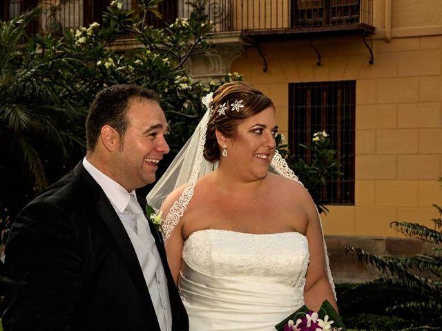 La boda de Alejandro y Esther en Málaga, Málaga 2