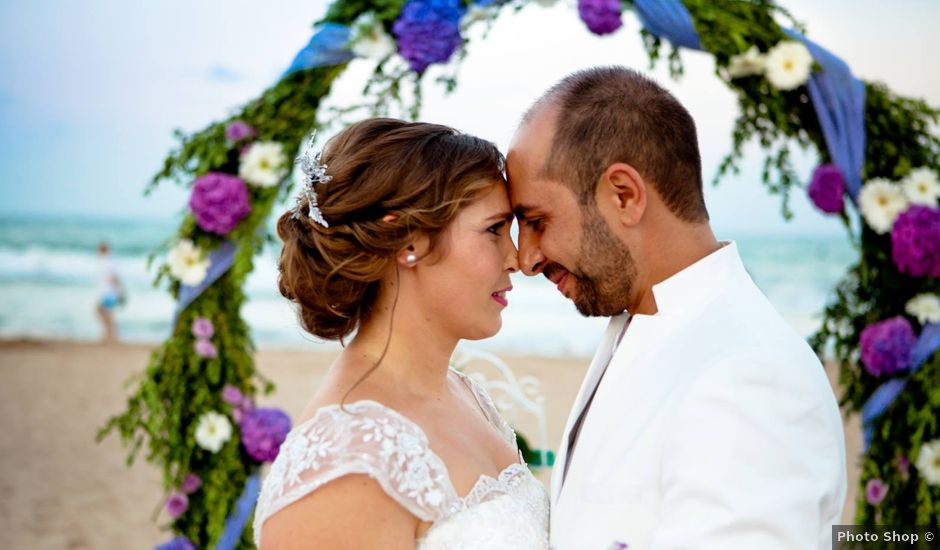 La boda de Leti y Juan en Abaran, Murcia