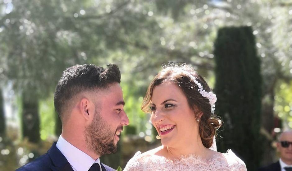 La boda de David  y Rebeca  en El Olivar, Guadalajara