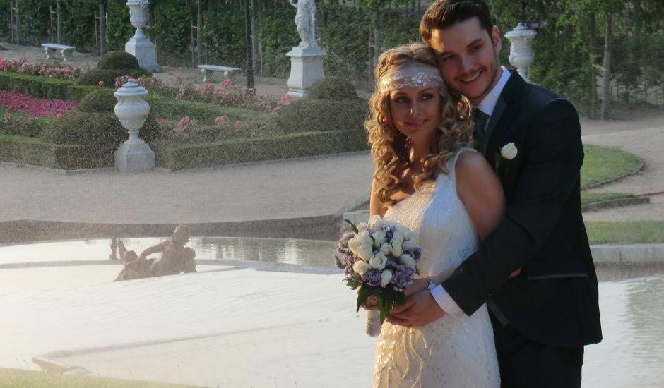 La boda de Camilo y Raquel en Segovia, Segovia
