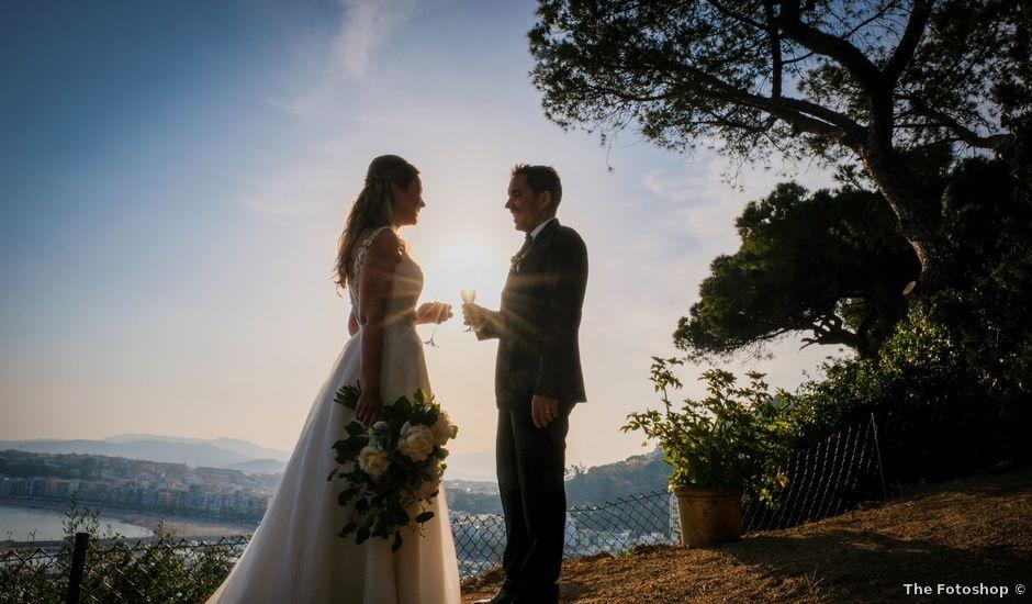 La boda de Luís y Carolina en Blanes, Girona