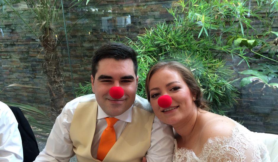 La boda de David y Almudena en Móstoles, Madrid