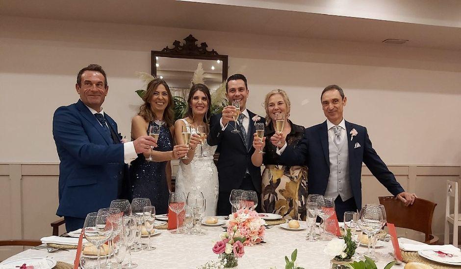 La boda de Javier y Alexandra  en Alcalá De Henares, Madrid