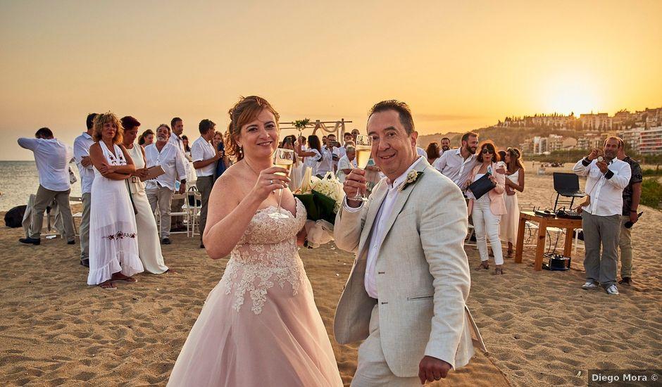 La boda de Llorenç y Susana en Arenys De Mar, Barcelona