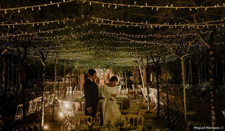La boda de Manuel y Alejandra en Málaga, Málaga