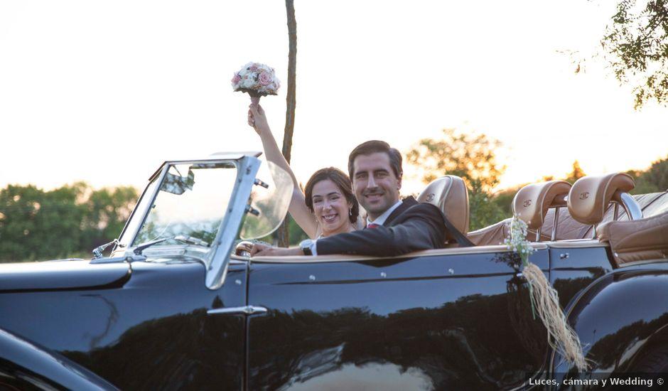La boda de Javi y Sandra en Madrid, Madrid