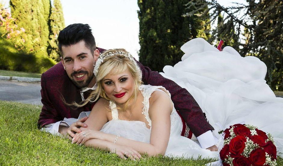 La boda de Chema y Sarah en Getafe, Madrid