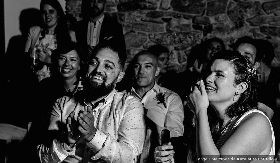 La boda de Ana y Álvaro en Boboras, Orense