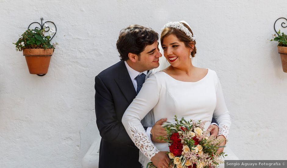 La boda de Curro y Cristina en Granada, Granada