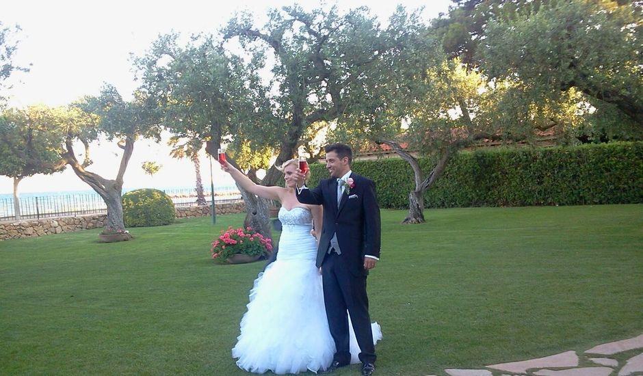 La boda de Dani y Marta en Cambrils, Tarragona