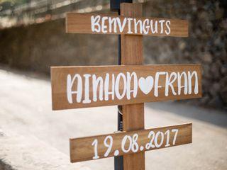 La boda de Ainhoa y Fran 2