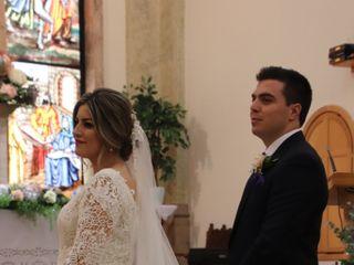 La boda de Gema y Lamberto