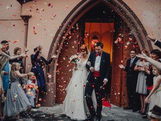 La boda de Ana y Ralf