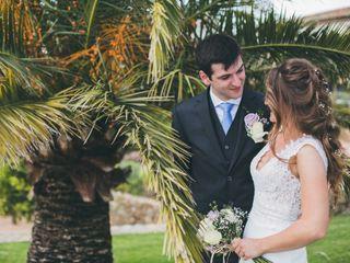 La boda de Elise y Andrei