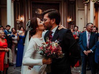 La boda de Rocío y Manolo