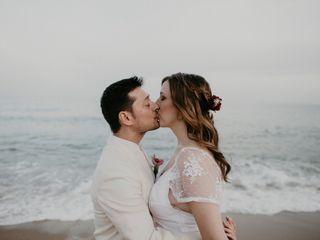 La boda de Jessica y Alfonso
