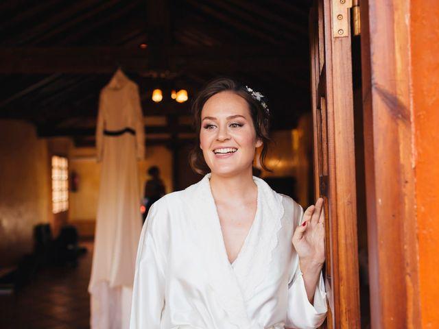 La boda de Julien y Raquel en Torremocha Del Jarama, Madrid 12