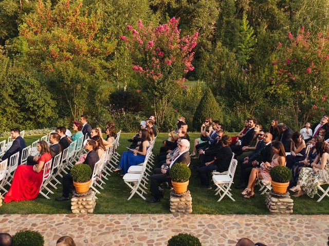 La boda de Julien y Raquel en Torremocha Del Jarama, Madrid 29