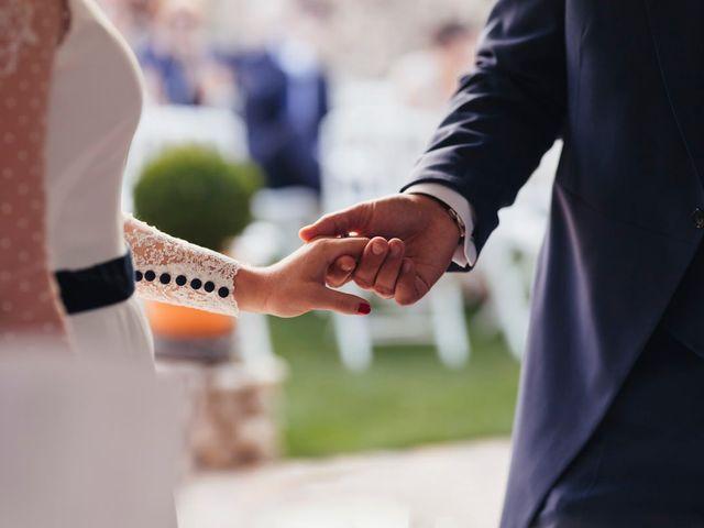La boda de Julien y Raquel en Torremocha Del Jarama, Madrid 34