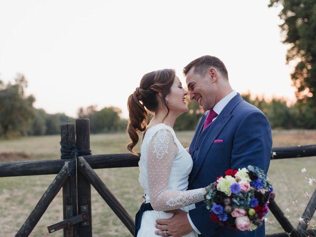 La boda de Raquel y Julien